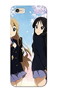 Exultantor Top Quality Rugged K-on! Case Cover Deisgn For Iphone 6 Plus For Lovers