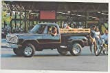 1977 1978 1979 Dodge Warlock Power Wagon Pickup