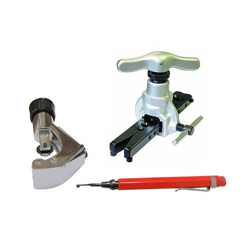 Mastercool 70058-AM 45° Metric Eccentric Flaring Tool Kit