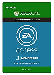 EA Access 1 Month Subscription (Xbox One) by None