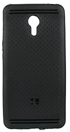 Fcs Dotted Soft Silicom Back Case For Yu Yunicorn Black