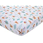 Disney-Winnie-The-Pooh-First-Best-Friend-4-Piece-Nursery-Crib-Bedding-Set-AquaGreyWhiteRed