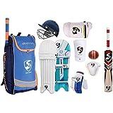 SG Comfipak Complete Cricket Kit with Spordy Ball