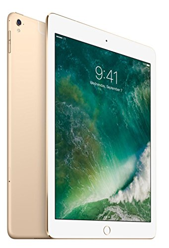Apple 2017 iPad 128GB Wi-Fi + Cellular - Gold (MPGC2LL/A) Gold 128 GB