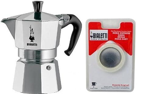 Amazon.com: Bialetti Moka Express estufa cafetera de ...