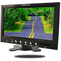 Tadibrothers 9 Inch LCD Monitor for any Backup Camera