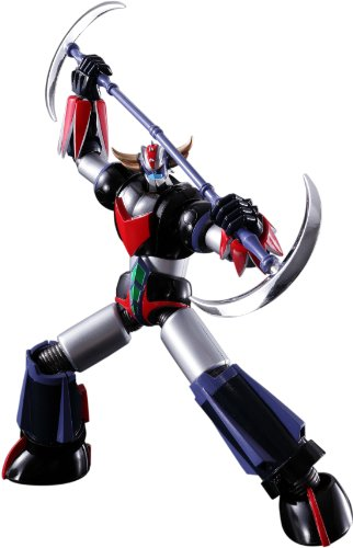 Bandai Tamashii Nations Super Robot Chogokin Grendizer Action Figure - Bandai Super Robot