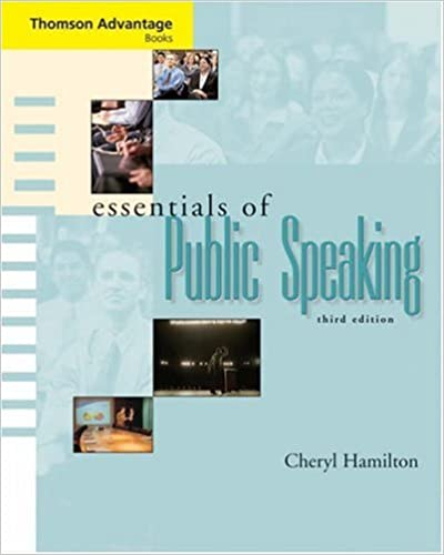 cengage advantage books essentials of public speaking with speechbuilder express and infotrac advantage series