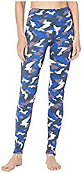 4b289428968ac Onzie Women's High Rise Legging Yoga Pants, Midnight Camo, Large