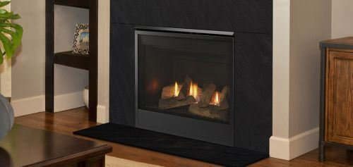 Majestic Mercury 32' Top/Rear Direct Vent Gas Fireplace...