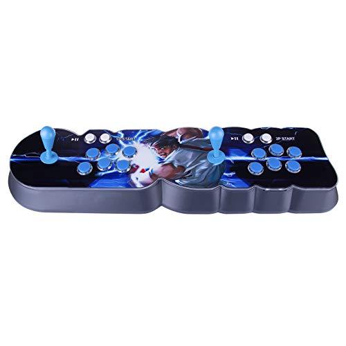 PETFORU 업그레이드 8000 게임 판도라자 18S 멀티 아케이드 플레이어 게임 콘솔 LED 와이파 버전(LIGHTNING 주먹) 29.92 인치 X9.45INCHES(76CMX24CM)