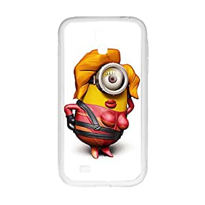 Funny Minions Design Pesonalized Creative Phone Case For Samsung Galaxy S4