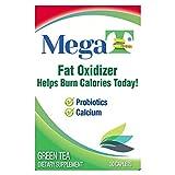 MEGA-T Green Tea Caplets with Probiotics and Calcium – 30 ct Review