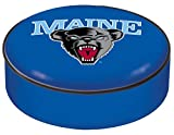 NCAA Maine Black Bears Bar Stool Seat Cover