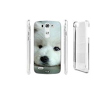 FUNDA CARCASA BIANCO SWEET DOG PARA LG G3 D855