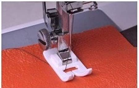 Kenmore /& MORE Sewing Machine Non Stick Teflon Roller Snap-On Foot*** Brother