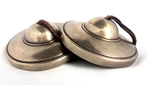 Chime Case - Tingsha Tibetan Bell (Chimes) Professional Healers Deluxe in Silk Case