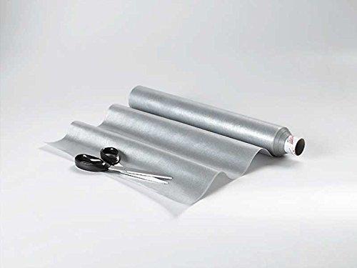 ダイセム(Dycem) すべり止めシートロール (2m, 銀) B00NGIKVWU 2m|銀 銀 2m
