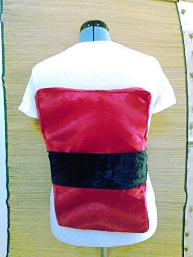 Sushi Costume Tuna Toro Akami Pillow and belt Regular Size 14 x 11 x 3 inches - Halloween]()