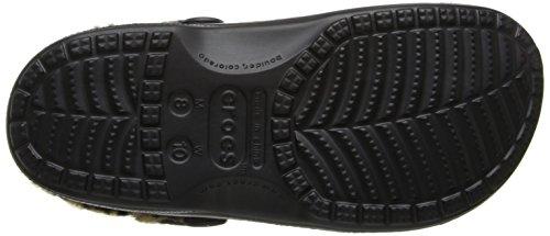 Crocs Onyx Lined Unisex Gold Baya leopardo Clog w0w8rq