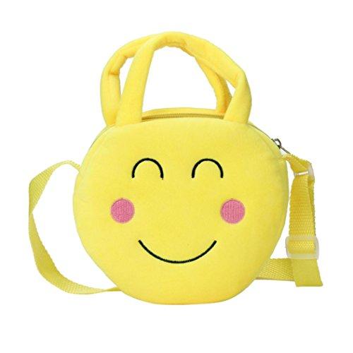 Transer - Bolso de hombro chica/mujer Emoji F