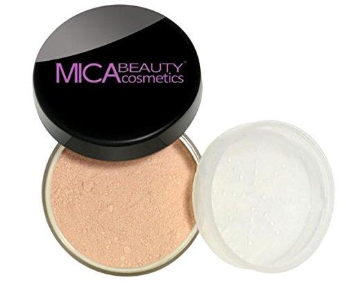 Mica Beauty Mineral Foundation MF-7 Lady Godiva 9 Gr