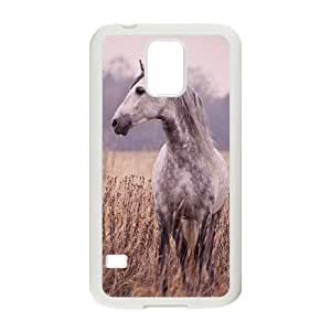 Horse Running Unique Design Cover Case for SamSung Galaxy S5 I9600,custom case cover ygtg520468 by icecream design