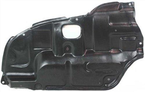 Crash Parts Plus Passenger Side Engine Splash Shield Guard for 2002-2006 Toyota Camry TO1228106 ()