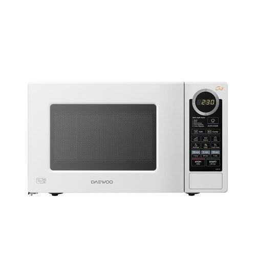 Daewoo Digital Microwave, 700 W, White KOG6L7B