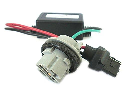 Filtro Portalampada Resistenza T20 W21W 3156 7440 Led Warning Canceller No Errore Luci Frecce Retromarcia
