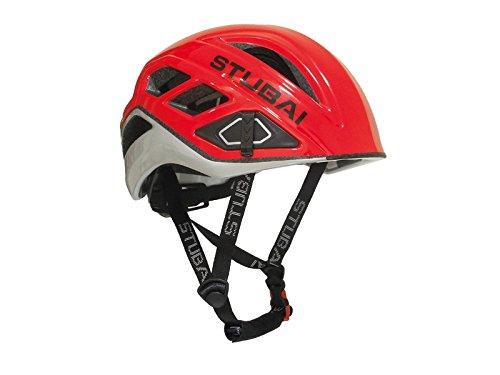 Stubai 900016 Nimbus Climbing Helmet, Polycarbonate Red by Stubai