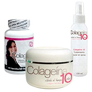 Colageina Kit Fast Beuty