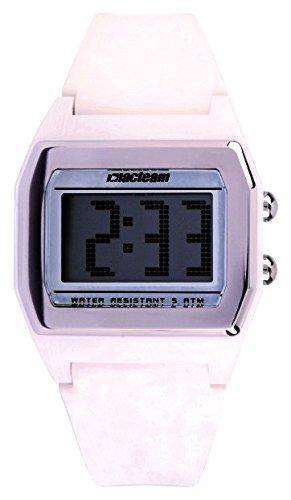 Altanus - Reloj digital con correa de goma color blanco Altanus 7923-b: Amazon.es: Relojes