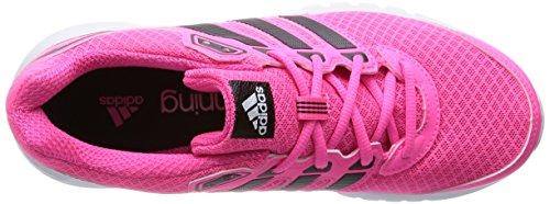 Adidas Duramo 6 - Zapatillas de deporte para mujer Rosa / Negro / Blanco