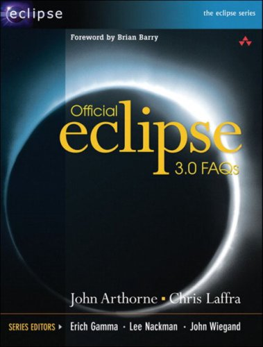 Official Eclipse 3.0 FAQs by Addison-Wesley Professional