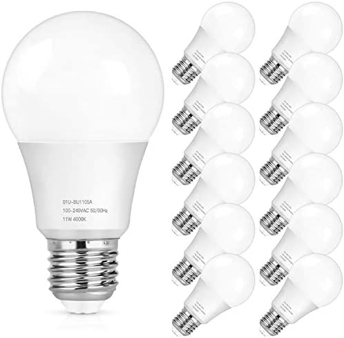 Equivalent Daylight Flicker Dimmable 12 Pack product image