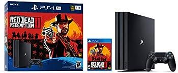 PlayStation 4 Pro 1TB Console Red Dead Redemption 2 Bundle