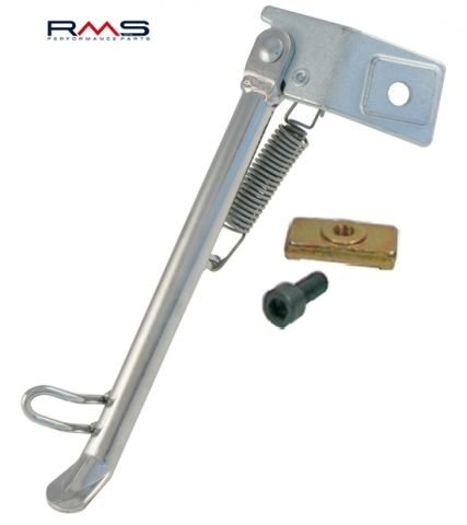 RMS Cavalletto laterale Typhoon-Storm-Nrg-Ntt-Nrg Extreme Cromato Side stand Typhoon-Storm-Nrg-NTT-Nrg Extreme Chrome