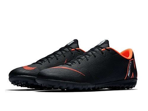 Total 081 Vaporx Unisex De Orange 12 black Nike Zapatillas Deporte Adulto Tf Academy w Multicolor H0Pwxqd6