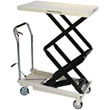 Merveilleux JET DSLT 770 Double Scissor Lift Table