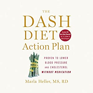 The DASH Diet Action Plan Audiobook