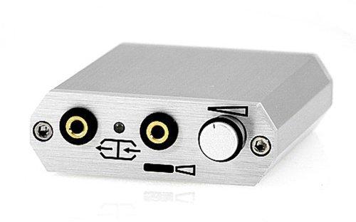Meier Audio Corda Quickstep Portable Headphone Amplifier Silver