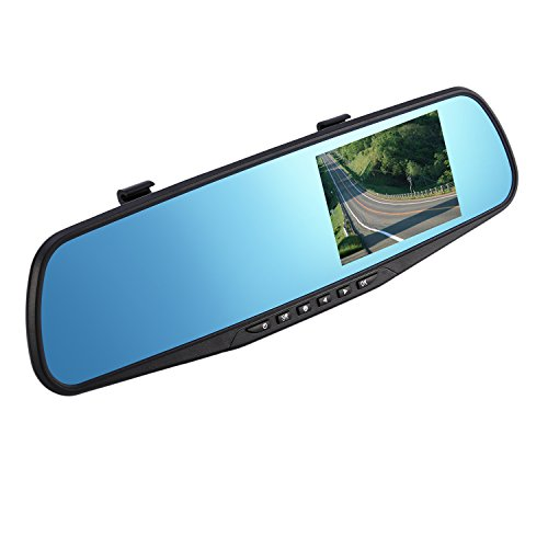 LESHP Camera Recorder Vehicles Screen
