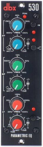 dbx 530 Compact, Professional Parametric EQ (530)