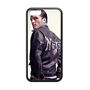 CSKFUCTSLR Laser Technology Josh Hutcherson Protective TPU Case Cover Skin for Cheap phone iphone 6 5.5 plus iphone 6 5.5 plus -1 Pack- Black - 5
