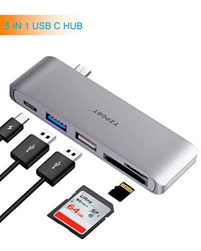USB Type C Hub, YZPGBT 5 in 1 US...