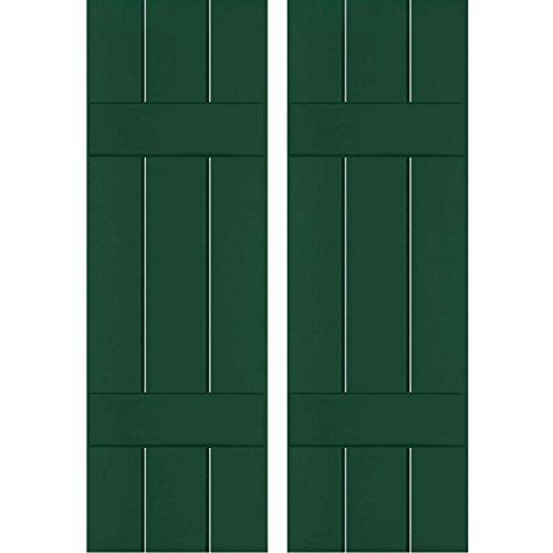 Ekena Millwork CWB12X025CGC Exterior Three Board