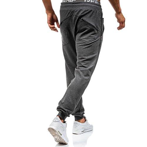 BOLF Hombre Deporte Pantalones Entrenamiento Pantalones Jogging Sport Men 6F6 Motivo y219y