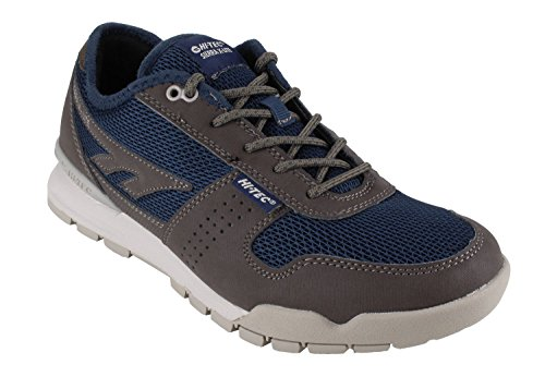 - Hi-Tec Outdoor Shoes Sierra X-Lite Low Men Donkey Grey-Mint Size EU 41 - US M8