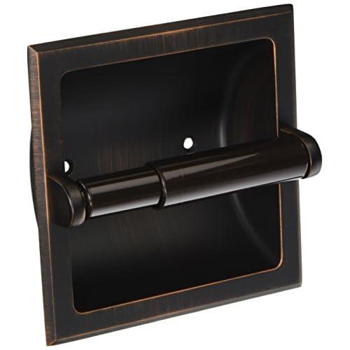 cheap MINTCRAFT 776H-35-07-SOU  Paper Holder Recess, Venetian Bronze